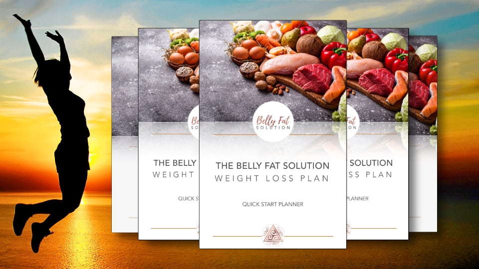 Belly Fat Solution Diet Menopause Weight Loss Plan