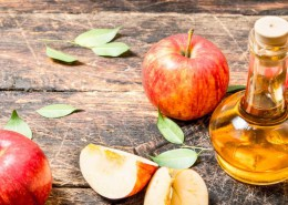 apple cider vinegar for hot flashes